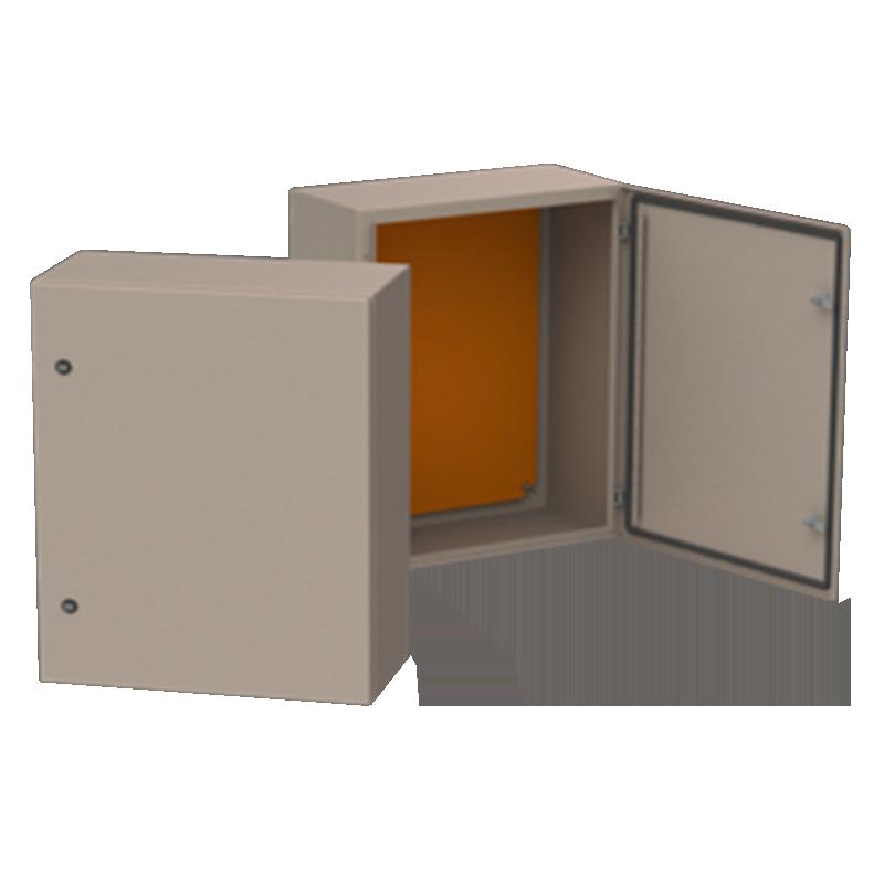 02.Caixa Metálica para Painéis Elétricos